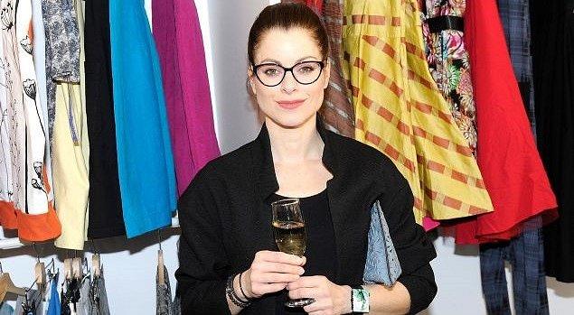 Hana Holišová, nositelka divadelní ceny Thálie.