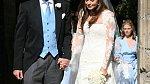 Rupert Finch s manželkou