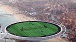 Soukromé tenisové hřiště