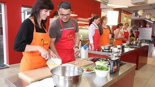 Na vlastní kůži: Fantastické vaření s kávou v Chefparade