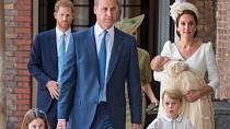 Královská rodina poprvé celá dohromady na oficiální akci.