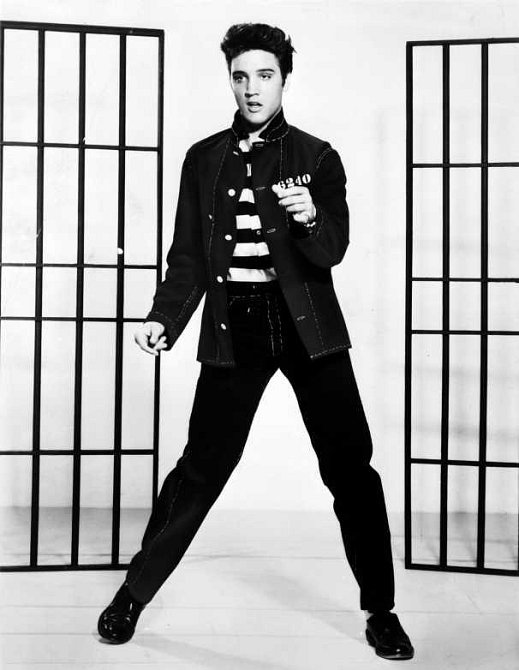 Legenda Elvis