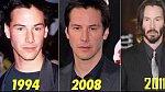 Keanu Reeves stárne do krásy, že?