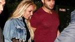 Britney chystá se svým aktuálním partnerem Samem Ashgarim třetí svatbu