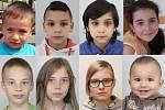 Pohřešované děti
