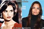 Herečka Talisa Soto coby Lupe Lamora