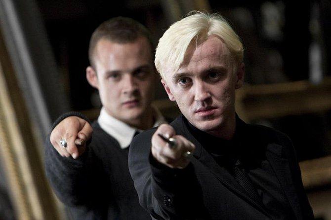 Harry Potter a Relikvie smrti - Tom Felton coby Draco Malfoy