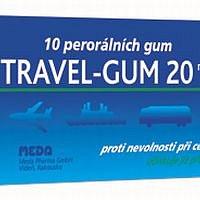 Žvýkačky Travel-Gum