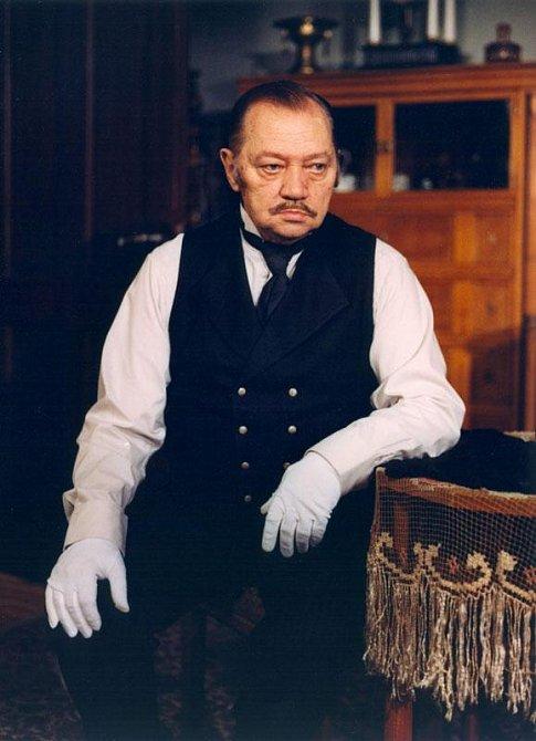 Rudolf Hrušínský - herec par excellence