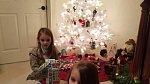 Tady už všichni znali diagnózu malé Braylynn, Vánoce tím ale nikdo malé holčičce rozhodně nechtěl zkazit.