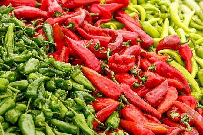 Máte ráda pálivé? To je dobře, protože chilli papričky urychlují metabolismus, a podporují tak hubnutí.