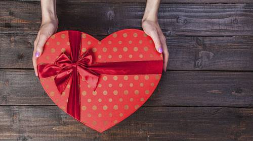 Velká valentýnská soutěž právě pro vás!