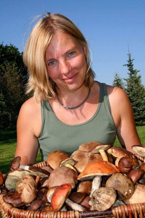 Rostou! Jak sbírat houby + recept na fantastický houbový koláč