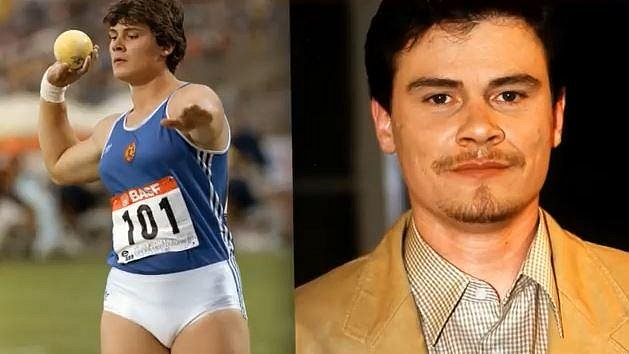 Andreas Krieger - Andreas býval kdysi úspěšnou německou sportovkyní, jeho doménou byl vrh koulí. Od puberty dostávalo jeho tělo velké dávky steroidů a to bez jeho vědomí. Získal tak svalnaté velké tělo. Změnu pohlaví prodělal už ...