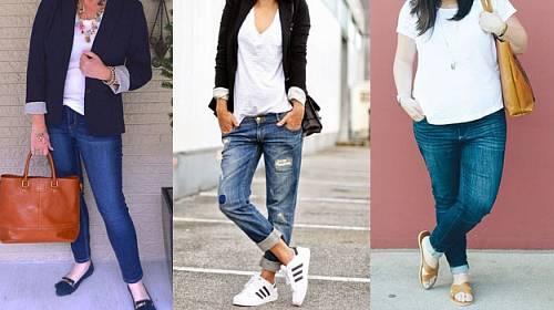Bílé tričko je módní evergreen 3f9ba27f22