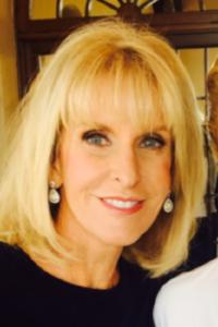 Carol Novak, která byla pro Anthonyho velkou oporou a pomocnicí.
