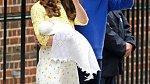 Vévodkyně Kate nedá na londýnskou porodnici dopustit.