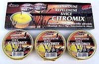 Svíce Citromix