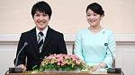 Princezna Mako a Kei Komura se vezmou příští rok.