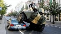 Nestupidněji zaparkovaná auta!