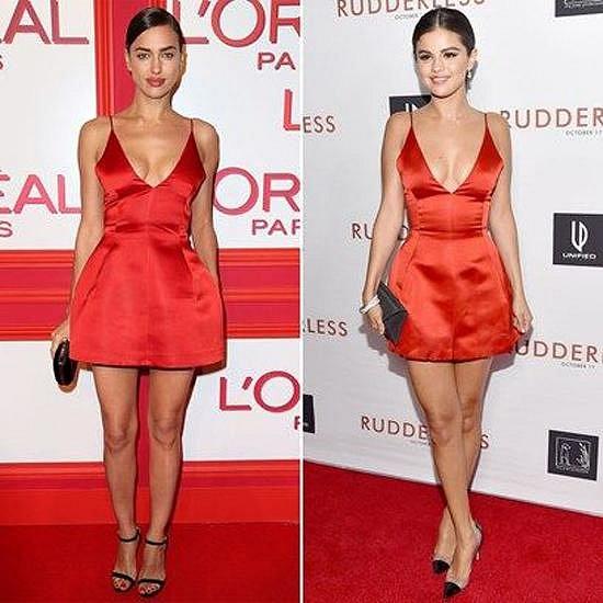 Lucy Hale a Selena Gomez