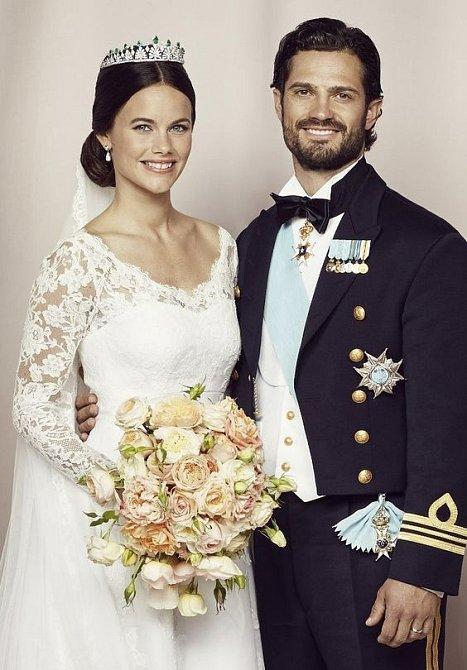 Královská svatba v červnu 2015 se těšila velké pozornosti celého světa.