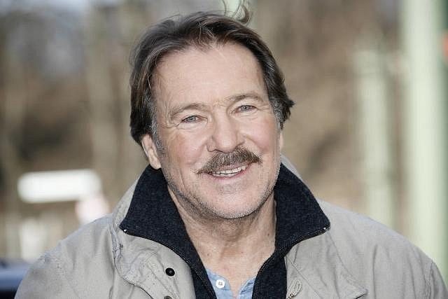 Götz George, herec - Narození: 23.7. 1938, Berlín, Německo - Úmrtí: 19.6. 2016, Berlín, Německo