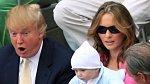 Melanie vzpomíná, že v Donaldovi viděla vše, po čem toužila - silného muže typu jejího otce.