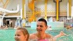 Zahřejte se v bazénech ve Velkém Mederu