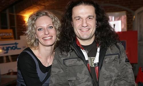 Kristina Kloubková – Bastienová s manželem