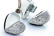 Philips/Swarovski 16 GB USB flash drive