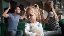 Děti se mohou ve vztahu stát zbraní, kterou budou babičky manipulovat.