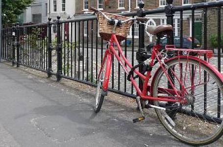 Londýn na kole!