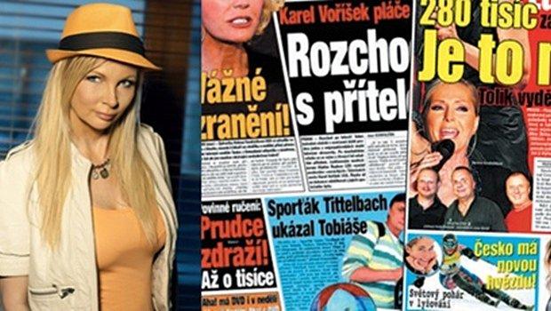 Zita Marinovová objasňuje bludy z nudy - Dan Hůlka nehází meč do žita!