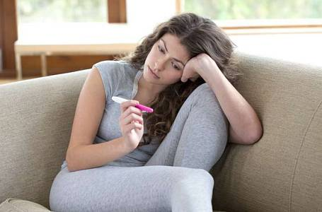 Výsledek těhotenského testu může překvapit.