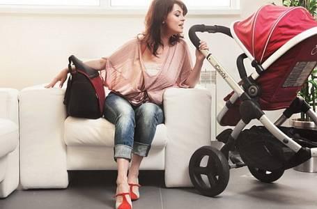 Betka Stanková o mateřství říká, že začátky jsou hrozně těžký