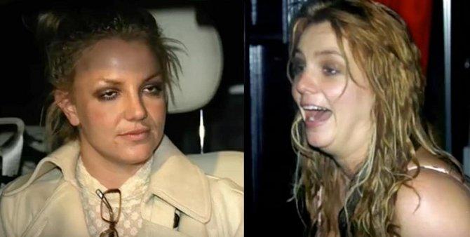 Nejvíce Britney pila po rozchodu s Justinem Timberlakem