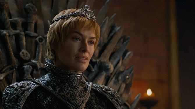 Lena Headey coby Cersei Lannister