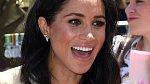 Meghan si půjčila náušnice z královské šperkovnice. Jejich hodnota je téměř 60 tisíc liber.