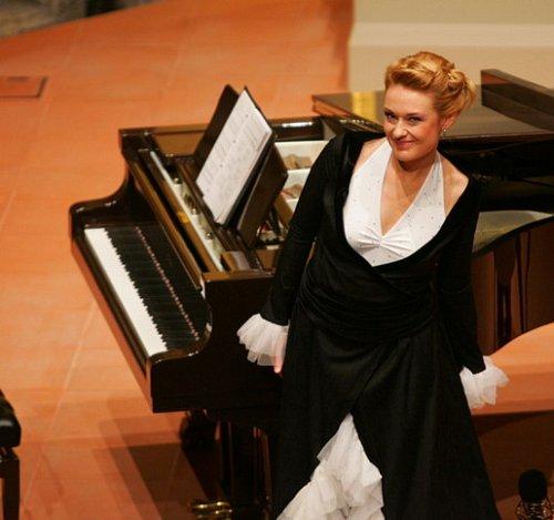 """Operní pěvkyně Magdalena Kožená: """"Synové křičí, ať nezpívám."""""""