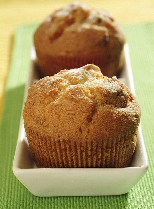 TOP recepty na sobotu: Nadívané muffiny