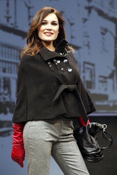 Alena Šeredová: Modelka, nebo maminka?