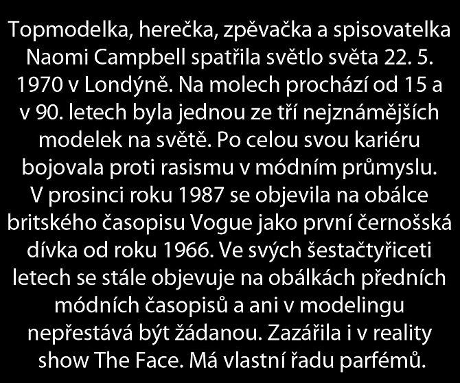 Slavné modelky z devadesátek