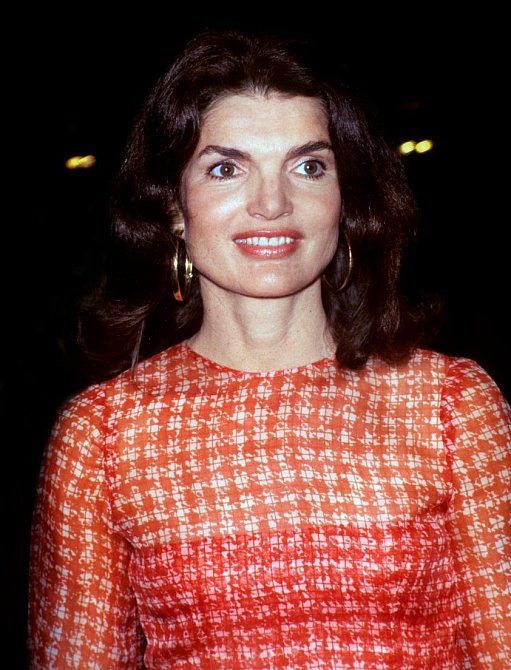 """Jacqueline Kennedy Onassis: """"Už je pozdě. Jděte se domů vyspat."""""""