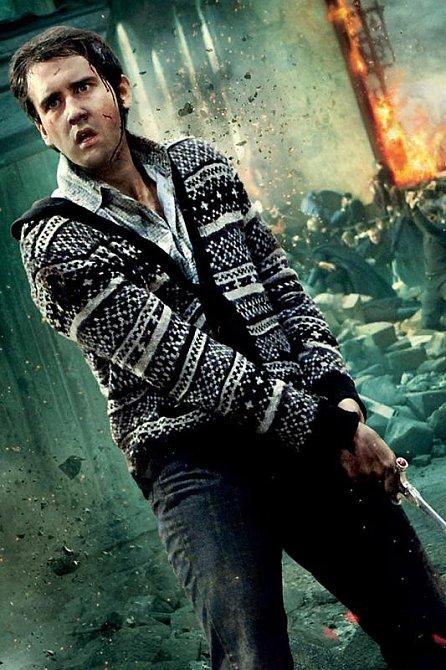 Harry Potter a Relikvie smrti - Matthew Lewis coby Neville Longbottom