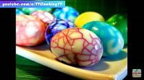 Mramorovaná vajíčka