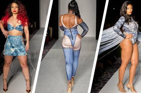 Konečně móda pro normální ženské a podívaná pro správné chlapy!