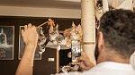 Liborovou velkou vášní je vedle kadeřničení také chov koček.