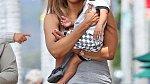 Tyra Banks se synem