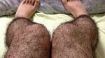 Punčochy s efektem chlupatých nohou by měly násilníka zkrátka odradit, vypadají totiž velmi realisticky.